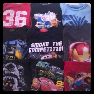 Other - Bundle boys size 5 tshirts